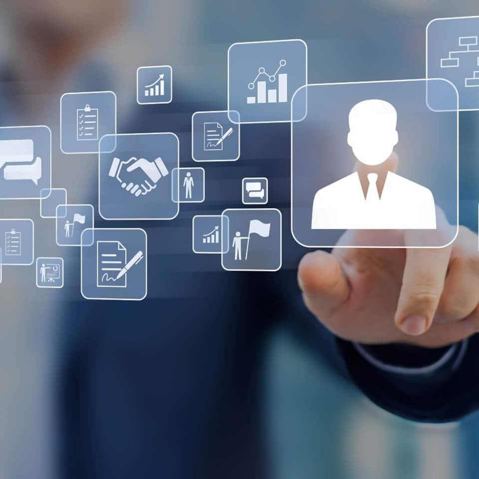 Integratie met uw CRM software